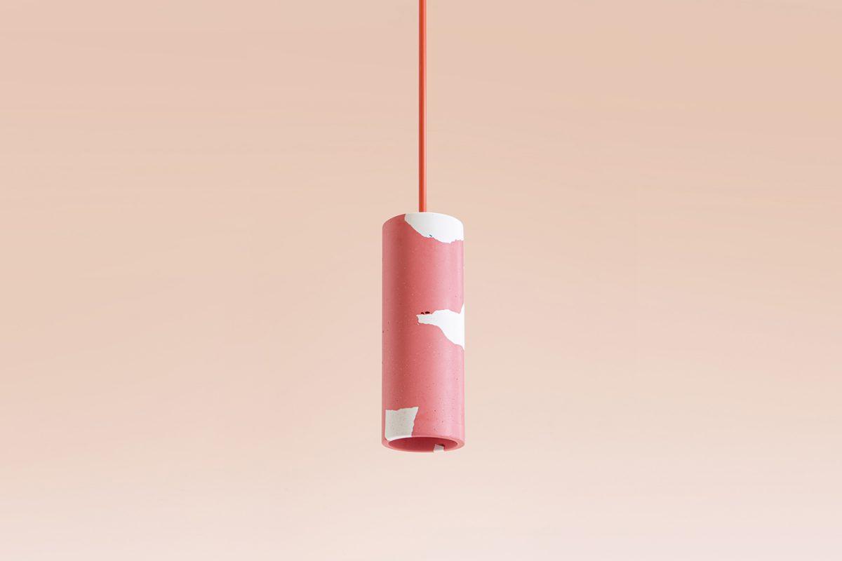 Recast Hanglamp Waarmakers Roze 1